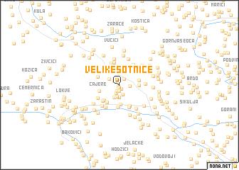 map of Velike Sotnice