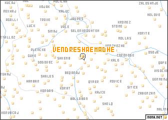 map of Vendresha e Madhe