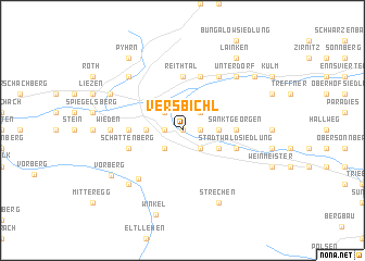 map of Versbichl