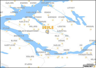 map of Vevle