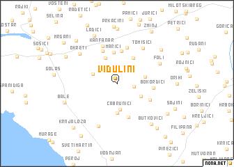 map of Vidulini