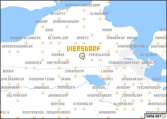 map of Viersdorf