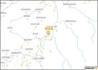 map of Viga