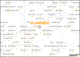 map of Viladraque