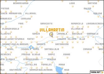 Villamartin Spain Map Nona Net