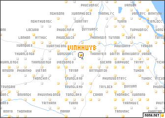 map of Vinh Huy (1)
