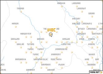 map of Vi Oc