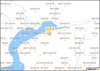 map of Vira