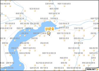 map of Vira