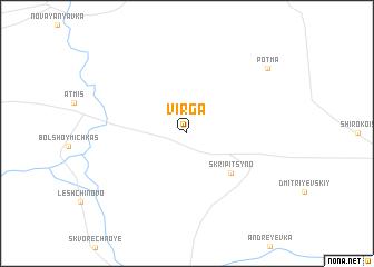 map of Virga