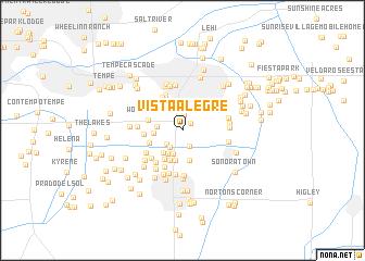 map of Vista Alegre