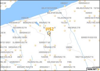 map of Visz