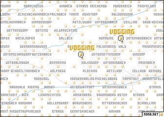 map of Vogging