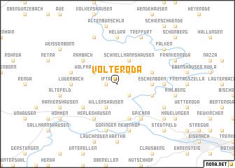map of Volteroda