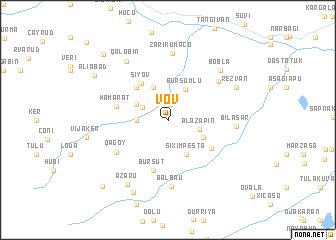 map of Vov