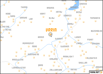 map of Vrrin