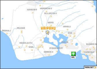 Waipahu United States  USA Map  Nona