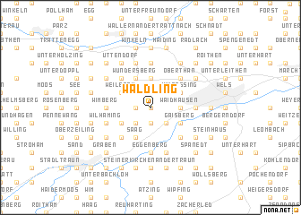 map of Waldling