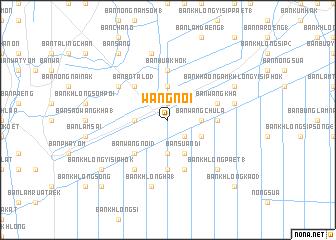 map of Wang Noi