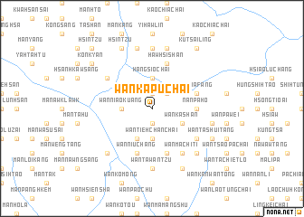 map of Wān Ka-pu-chai