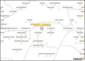 map of Wān Loi-hku