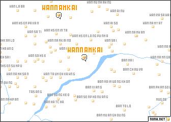 map of Wān Namkai