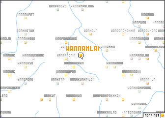 map of Wān Namlai