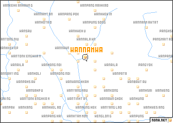 map of Wān Namwa