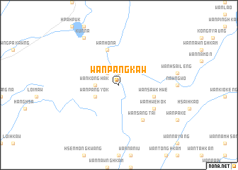 map of Wān Pangkaw