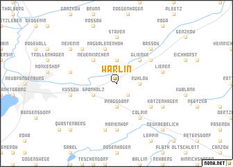 map of Warlin