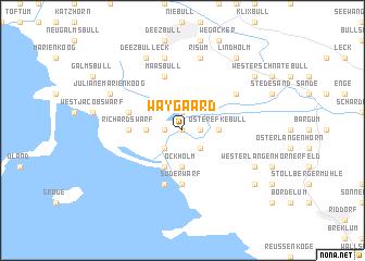 map of Waygaard