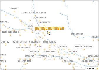 map of Wenischgraben