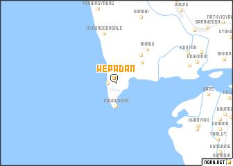 map of Wepadan