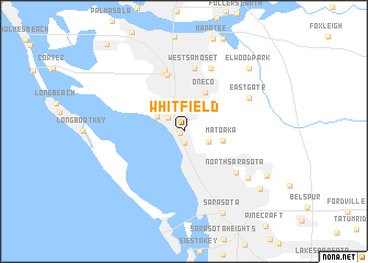 map of Whitfield