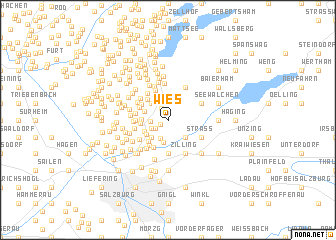 map of Wies