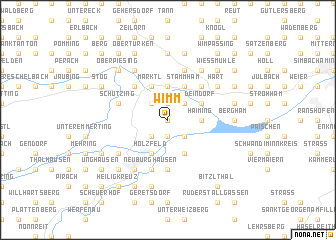 map of Wimm