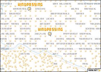 map of Windpassing