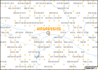map of Windpassing