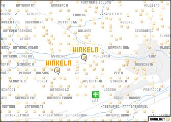 map of Winkeln