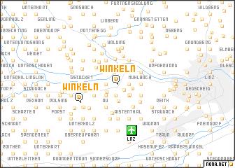 map of Winkeln