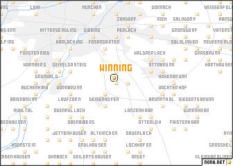 map of Winning