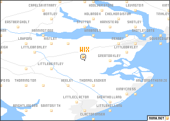 map of Wix