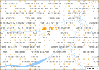 map of Wolfing