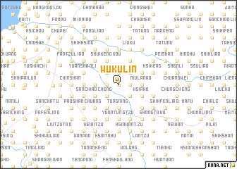 map of Wu-ku-lin
