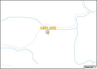 map of Xarlung