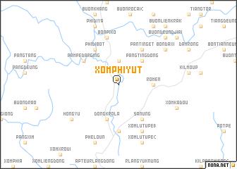 map of Xóm Phi Yut