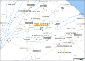 map of Xuluqoba