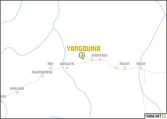 map of Yangoumia