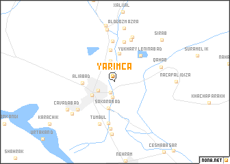 map of Yarımca