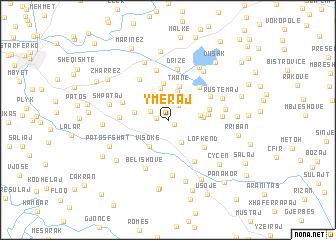 map of Ymeraj